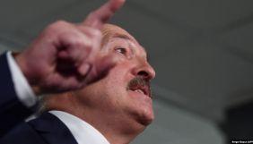 Лукашенко сказав, що «дав сигнал» затримати блогера Тіхановського