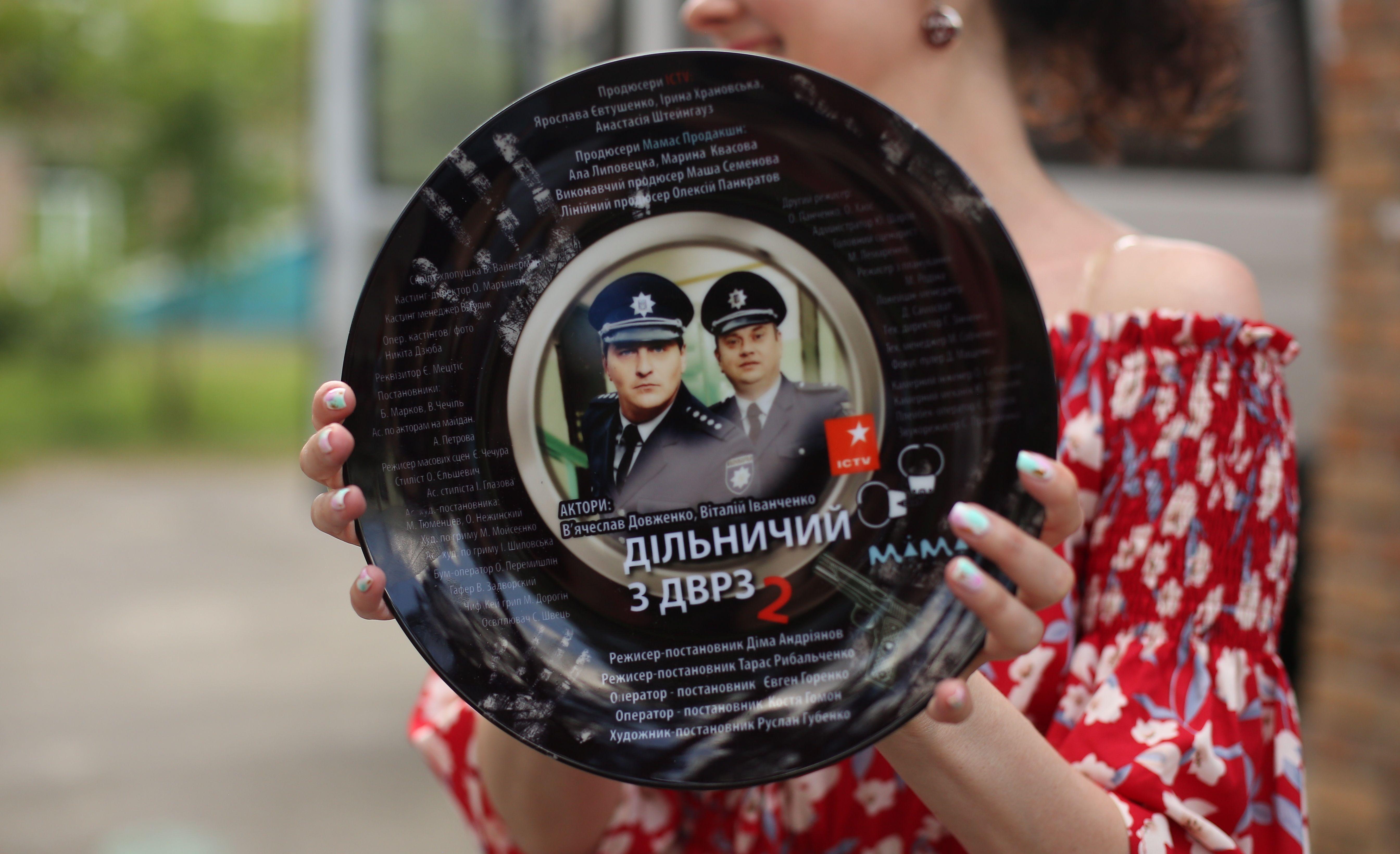 ICTV знімає другий сезон серіалу «Дільничний з ДВРЗ»