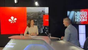 Телеканал «Київ» запустив проєкт бесід з керівництвом столиці