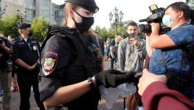 У РФ журналістів переслідували через висвітлення голосування за «обнулення» термінів Путіна