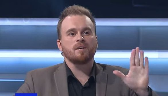Макс Назаров в прямому ефірі послав ексзаступника голови МінТОТ Гримчака