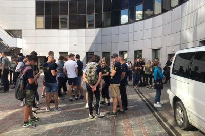 Суд знову не пустив журналістів на засідання щодо Андрія Антоненка