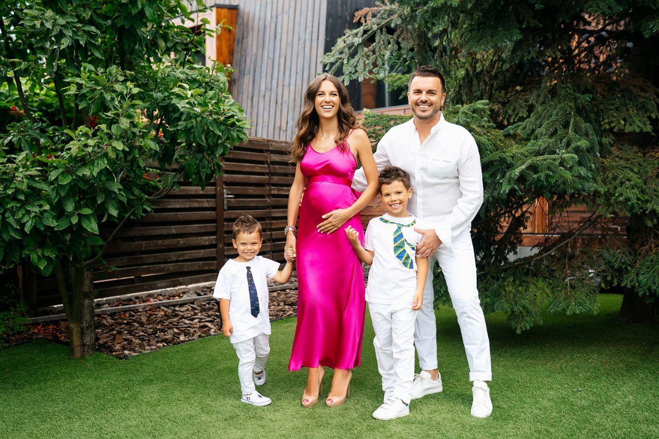 Ведучий Григорій Решетник втретє стане батьком