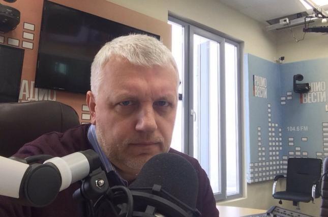 Речник МВС каже, що на мотив вбивства Шеремета міг вплинути його контакт в Росії