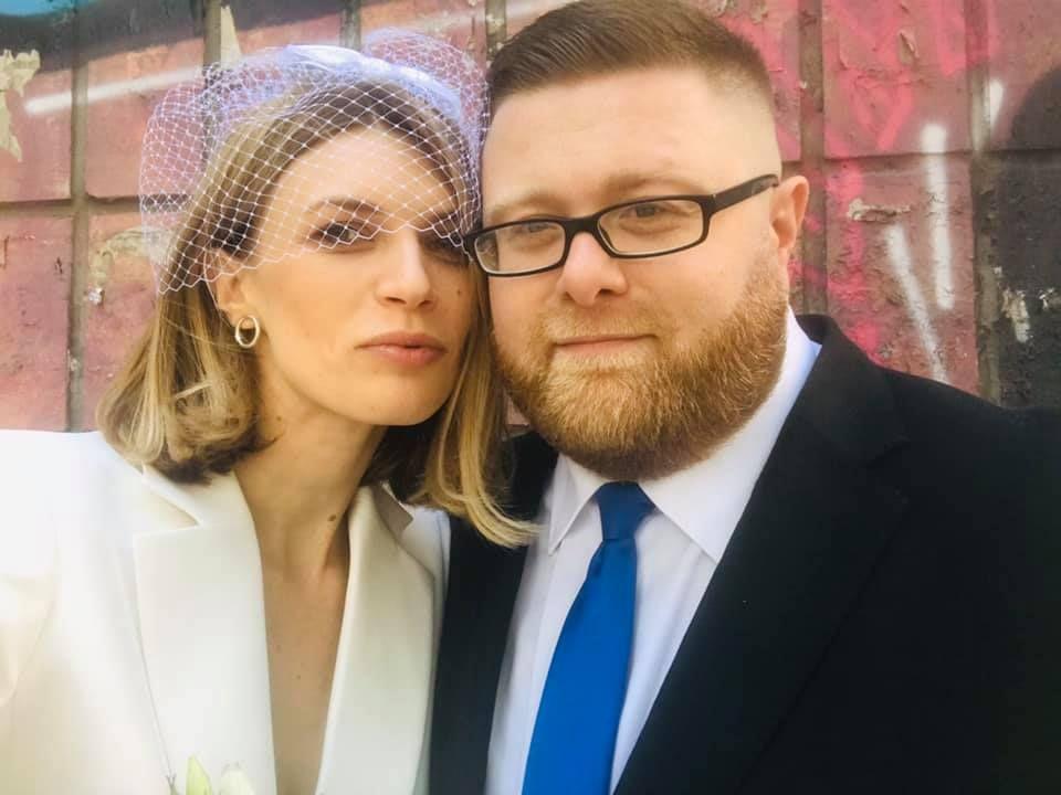 Ведучі Богдан Буткевич і Марина Данилюк-Ярмолаєва одружились