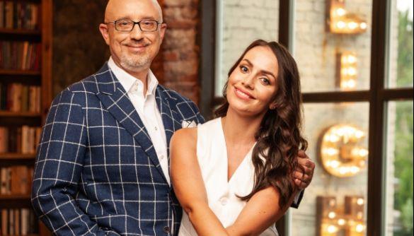Ведуча ICTV Юлія Зорій вийшла заміж за віце-прем'єр-міністра Олексія Резнікова