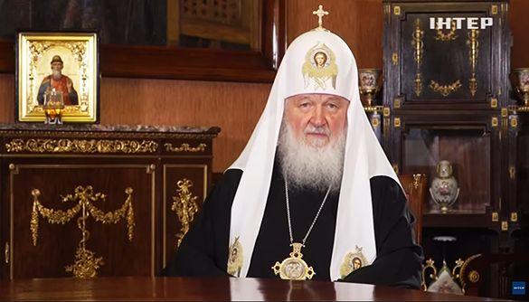 Поздравление патриарха Кирилла на «Интере» и 112-м: российская пропаганда от пропагандиста в рясе