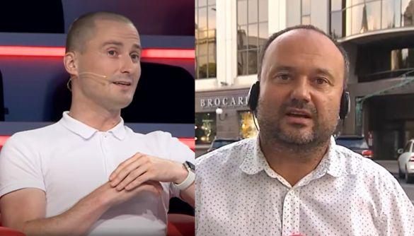 Кореспонденти ZIK та «1+1» розповіли, як потрапили до захопленого банку в Києві