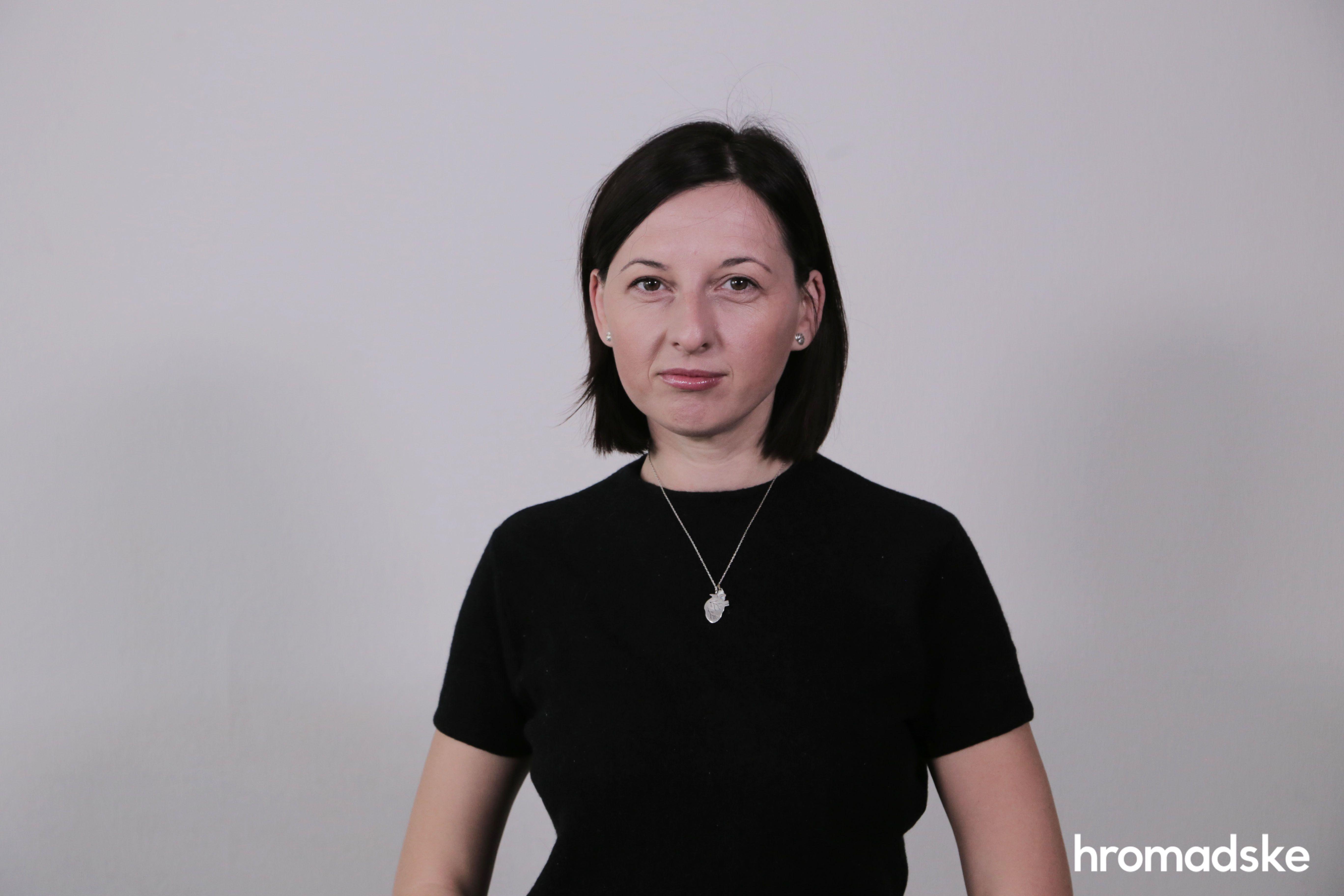 Настя Станко очолила редакцію hromadske