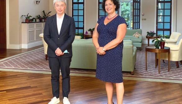 Очільник Мінкульту та посол Великобританії обговорили потенційну співпрацю у сфері медіаграмотності