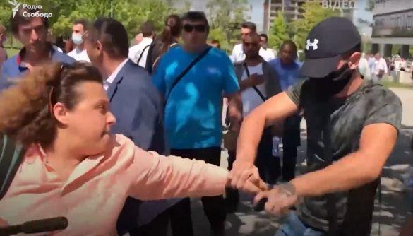 У Болгарії напали на журналістів «Радіо Свобода»