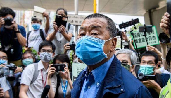 У Гонконзі звільниили під заставу засновника однієї з найбільших видавничих груп