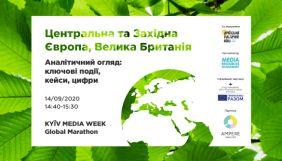 KMW Global Marathon презентує секцію «Центральна та Західна Європа, Велика Британія: аналітичний огляд, ключові події, факти, цифри»