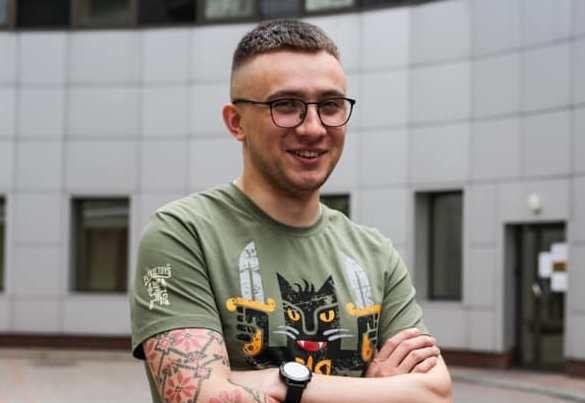 Активісту Сергію Стерненку вручили обвинувальний акт за підозрою у вбивстві