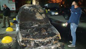 Прокуратура оголосила підозру в справі про підпал авто «Схем»