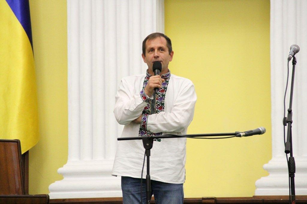 Володимир Балух досі без свідомості та підключений до ШВЛ – Геращенко