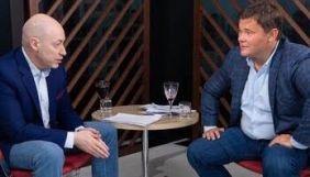 Радник Єрмака про інтерв'ю Андрія Богдана: Він абсолютно не в інсайді та не в тренді
