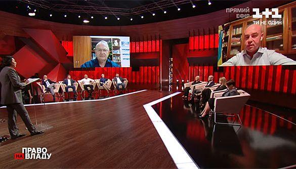 Чи перетвориться «Слуга народу» на «Народний фронт»? Огляд політичних токшоу за 7—11 вересня 2020 року