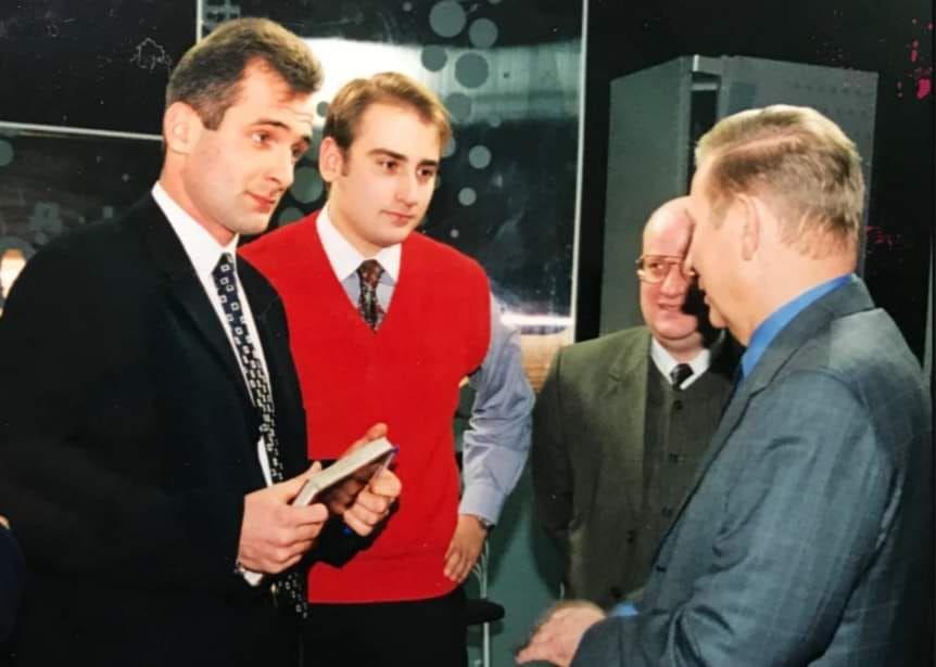 Георгія Ґонґадзе викрали 20 років тому, замовники досі не названі