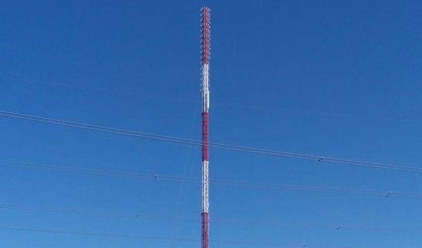 В анексованому Криму встановили нову вежу для блокування сигналу українських радіостанцій