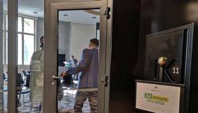 Двох журналісток не пустили на конференцію Львівської обласної організації партії «Слуга народу»