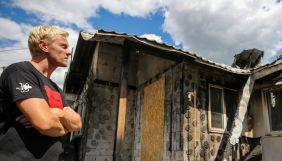 Шабунін повідомив деталі експертизи підпалу його будинку