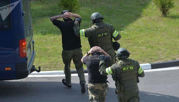 СБУ офіційно підтвердила, що стежила за групою «вагнерівців» до їхнього арешту у Мінську