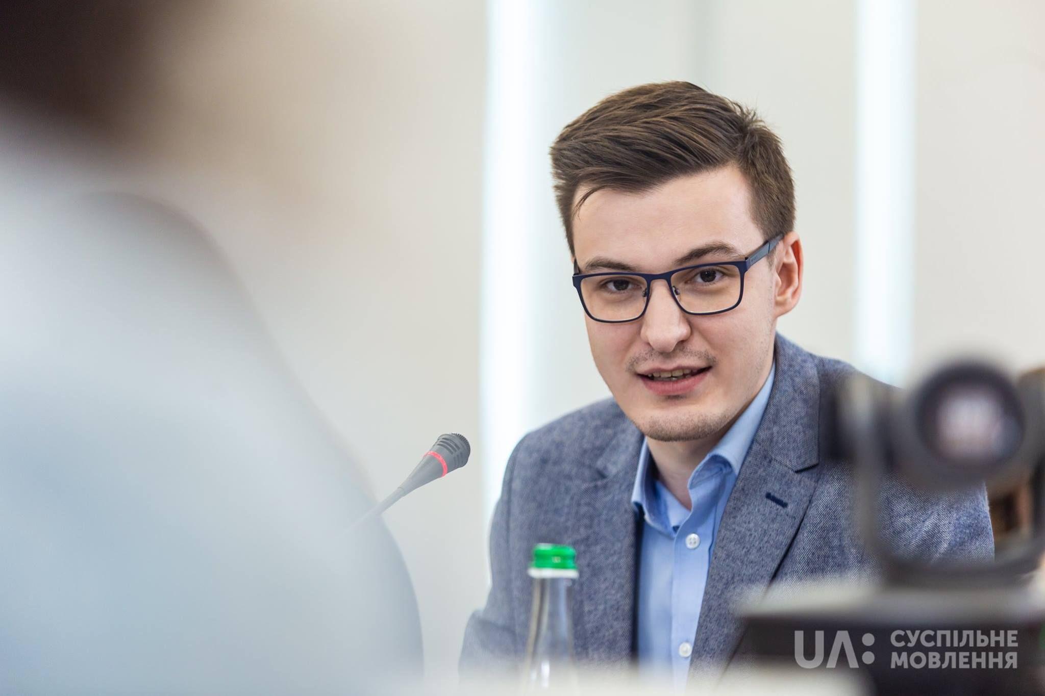 Український молодіжний фонд дасть сигнал кожній молодій людині: держава заохочує твою ініціативу, — Вадим Міський