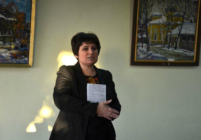 Світлана Орел стала лауреаткою премії Чорновола