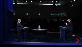 Трамп хоче змінити модератора дебатів