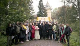 Під Львовом розпочалися зйомки серіалу «Кава з кардамоном»