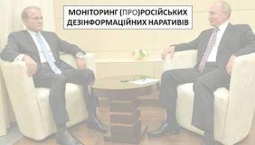 Українські медіа поширюють кремлівські наративи про Україну як «недодержаву», «нацистську державу» та «зовнішнє управління» нею – моніторинг
