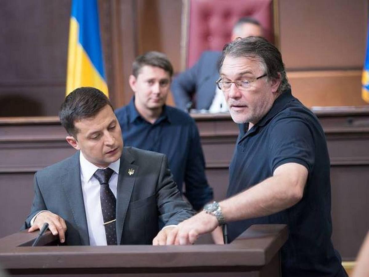 Кирющенко, Кречетов, Мацука: хто допомагає розбудовувати канал «Дом»