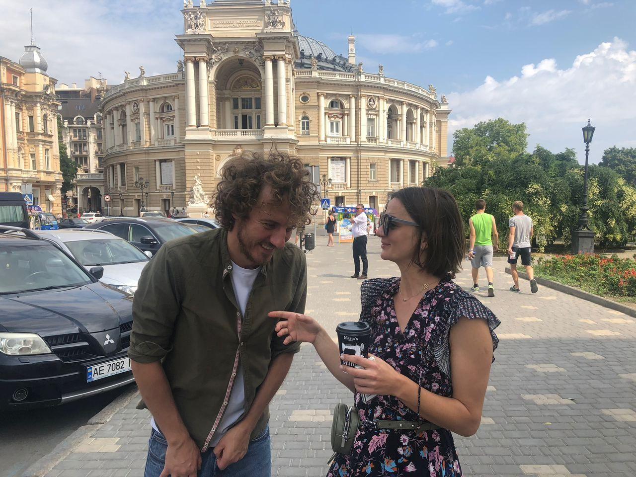Наталка Якимович про фільм «Борщ»: «Варто йти в кіно ситими, бо під час перегляду дуже хочеться борщу»