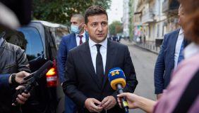 Зеленський повідомив, що обговорював з МІ-6 проблему дезінформації та фейкових новин