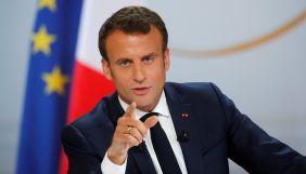 У Франції вводять комендантську годину через спалах коронавірусу