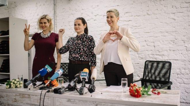 Лауреатом премії імені Сахарова стала опозиція Білорусі
