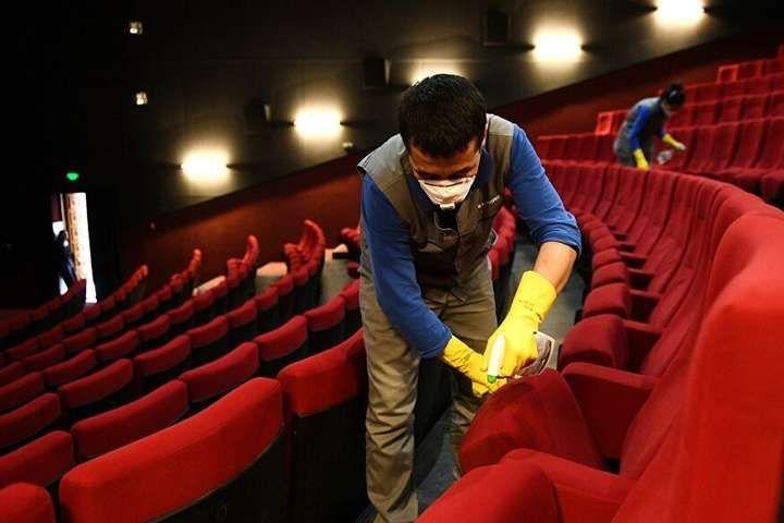 Кінотеатрам дозволено працювати у «червоній» зоні карантину - Мінкультури
