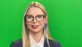 Тетяна Іванська стала ведучою «Апостроф TV»