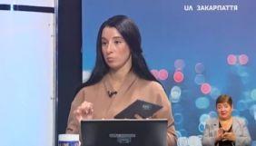 Закарпатський «Виборчий округ. Місцеві»: журналісти, які вичитують програми, і кандидати, які не знають своїх програм