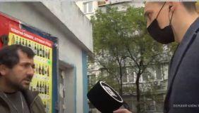 У Києві напали на знімальну групу Kyiv.Live