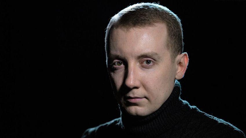 Станіслав Асєєв видає книгу про полон в «Ізоляції»