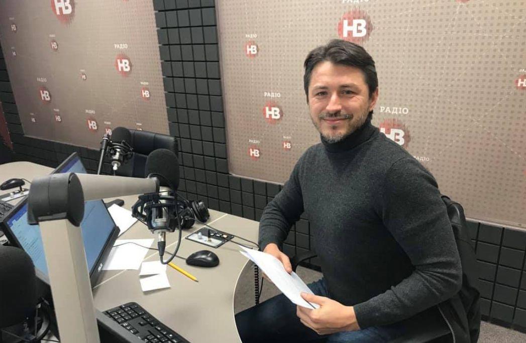 «Радіо НВ» відповіло на публічний осуд ведучому Сергію Притулі від КЖЕ