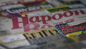 У Білорусі силовики вилучили тираж газети «Народная воля»