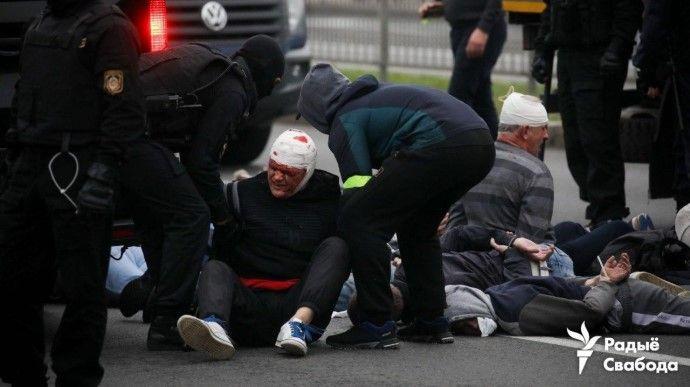 У Білорусі під вартою утримують 22 журналістів