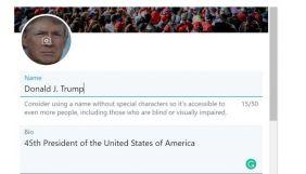 У Нідерландах допитали хакера, який вгадав пароль до акаунту Трампа у Twitter. Вирішують, чи є тут кримінал