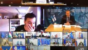 Журналіст з Нідерландів потрапив на закриту відеоконференцію міністрів оборони ЄС, підібравши пароль