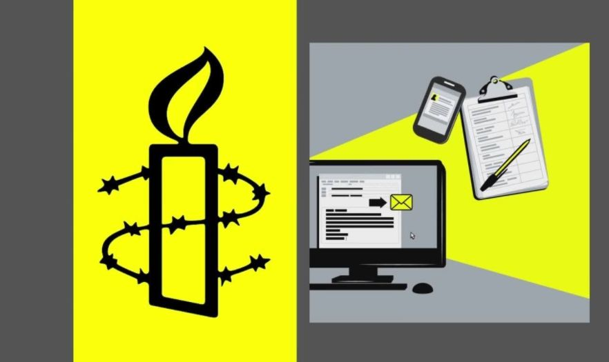В Україні стартує правозахисна кампанія «Марафон написання листів» від Amnesty International