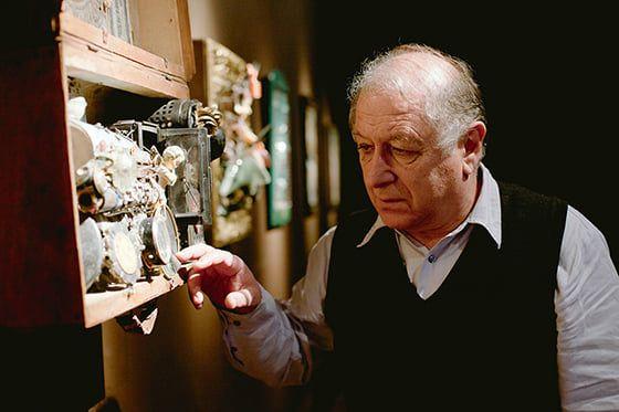 У Вірменії помер директор музею Параджанова Завен Саркісян