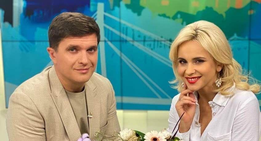 Лілія Ребрик та Анатолій Анатоліч стали ведучими Чемпіонату Європи з художньої гімнастики